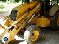 Year: 1999 Make: NEW HOLLAND Serial: 031017724 Model/