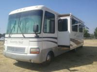 Selling a Newmar Kountry Star Motorhome with two slide