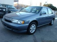 1999 NISSAN SENTRA GXE AUTOMATIC 1.6L 4CYL CLEAN