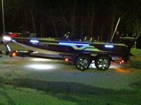 BOAT:99 NITRO 884 SAVAGE BASS BOAT (18.5FT) MOTOR: