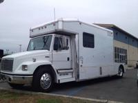 For sale here is a unique 1999 NRC FL-70 Toterhome