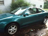 1999 Oldsmobile Alero, 161414 miles. Body in good