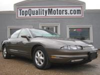 Options Included: N/AWELL CARED FOR OLDSMOBILE AURORA,