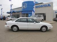 Options Included: N/AThis 1999 Oldsmobile 88 is offered