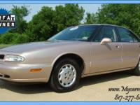 Options Included: N/AOne Owner 1999 Oldsmobile 88 LS