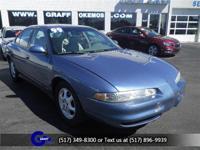 Options:  1999 Oldsmobile Intrigue Gl|Opal Blue