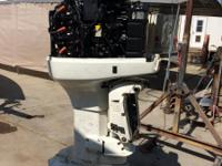 "1999 200hp this is for a 25"" transom OMC O/B with ficth"