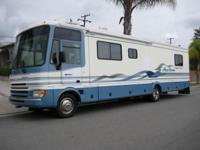 1999 Pace Arrow Fleetwood with 19,000 Original Pampered