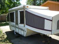 Up for sale i have a  1999 Palomino Pop up camper roof