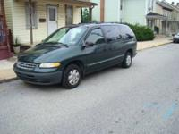 I have a 1999 Plymouth grand voyager with 164,000 miles