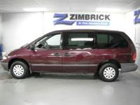 Options Included: 4-Speed A/T, Auxiliary Pwr Outlet,