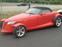 This is a Plymouth, Prowler for sale by Beebe's Motors.