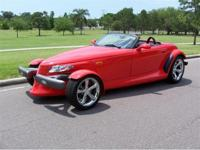 1999 Plymouth Prowler for Sale, True nostalgia Hot Rod