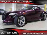 1999 Plymouth Prowler For Sale.Features:High Output,