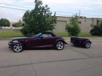 1999 Plymouth Prowler Only 4,072 Miles   This is a 2