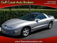 Options Included: N/A1999 PONTIAC FIREBIRD! 1-OWNER! FL