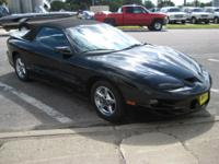 Options Included: Sweet Car! 1999 Fire bird Trans Am