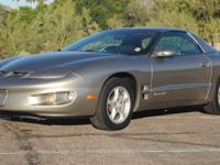 1999 Pontiac Formula Firebird. 54K Actual Miles. 320HP