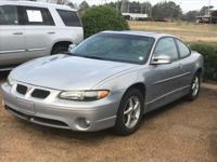 Options:  1999 Pontiac Grand Prix Gt|Silver/|V6 3.8L