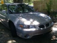 1999 Pontiac Grand Prix 2-door automatic great car nice