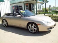 This 1999 Porsche 911 Carrera two-door,