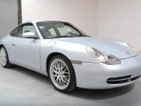 This 1999 Porsche 911 Carrera Coupe just came in, it is