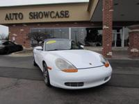 LOW MILEAGE, POWER CONVERTIBLE TOP, JUST SERVICED,