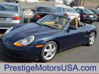 Exterior Color: dark blue, Body: Convertible, Engine: