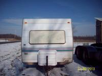 1999 Prowler Bunkhouse.  Comes complete.  A/C, Frig,