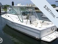 You can have this vessel for just $367 per month. Fill