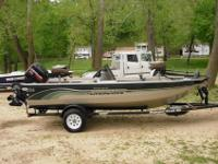 1999 Ranger Cherokee 206 Aluminum Fishing BoatLength