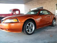 1999 Ford Mustang GT Prototype Car VERY RARE! This is