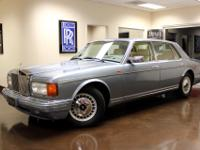You are viewing a classic example 1999 Rolls-Royce