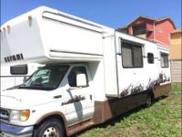 1999 Safari 31Ft Class C Motorhome With Slide Out