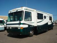 1999 Safari Sahara Model: 3006 DIESEL PUSHER SHORTY