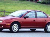 1999 Saturn S-Series SL2 AT For Sale.Features:Front