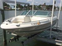 1999 Sea Ray 185 Bowrider Boat is located in Indian