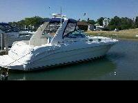 1999 FRESH WATER ONLY Sea Ray 340 Sundancer She comes