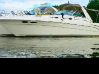 1999 Sea Ray 340 Sundancer 1999 Sea Ray 340 Sundancer