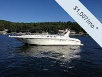 Look into this 1999 Sea Ray 400 Express Cruiser.