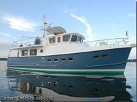 Selene 47 Ocean Trawler: Single Cummins 280HP with