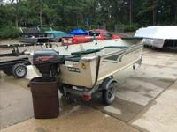 1999 Smoker Craft 14 Big Fish 1999 Smoker Craft 14 Big