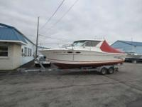 Call today to find out more. 1999 SportCraft 252 Sport