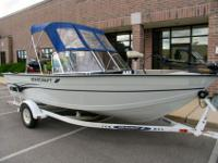 1999 Starcraft Fishmaster 176 with 125 hp Mercury