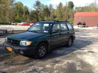 Used Subaru Forester - good running condition -