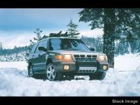 This 1999 Subaru Forester S is complete with