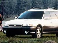 Only 207,350 Miles! This SUBARU LEGACY WAGON delivers a