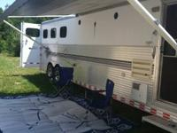 1999 Sundowner Sierra Trailer Model 8014 Sierra with