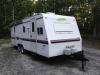 1999 Sunline Advancer Lite L-25R 25 foot travel
