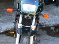 1999 Suzuki Bandit 1200 (GSF 1200S) ...Clean and Clear